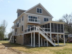 Adding Privacy to Your Waterfront Home